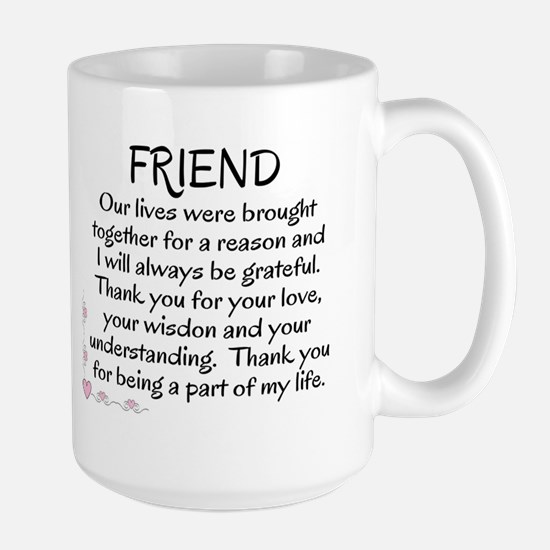 FRIEND - Large Mug