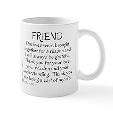 FRIEND - Small Mugs