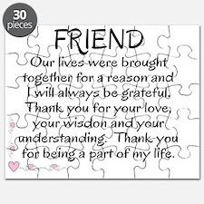 FRIEND - Puzzle