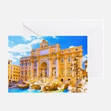 Rome, Italy - Cinque Terre Greeting Card