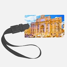 Rome, Italy - Cinque Terre Luggage Tag