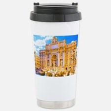 Rome, Italy - Cinque Te Stainless Steel Travel Mug