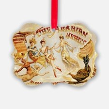 The Arabian Nights Burlesque Ornament