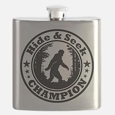 Hide and seek world champion Flask