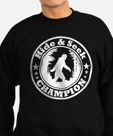 Hide and seek world champion Sweatshirt (dark)