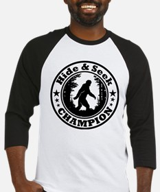 Hide and seek world champion Baseball Jersey