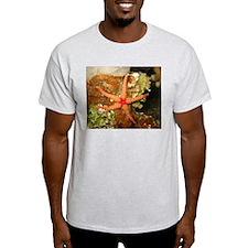 Orange Starfish T-Shirt