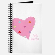love paris Journal