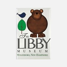 Funny Wolfeboro Rectangle Magnet