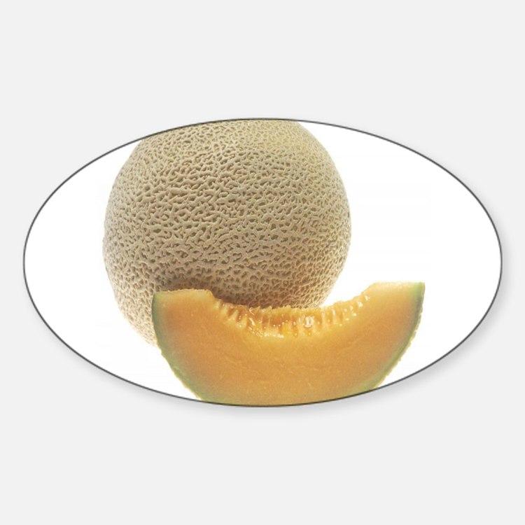 Cantaloupe Decal