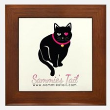 Sammie's Tail In Marketplace With Framed Tile