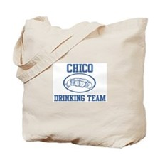 CHICO drinking team Tote Bag