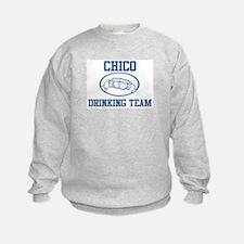 CHICO drinking team Sweatshirt