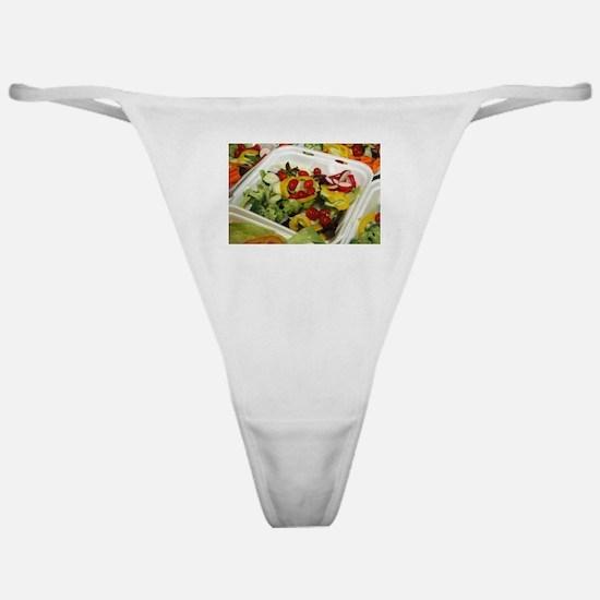 Fresh Garden Salad Classic Thong