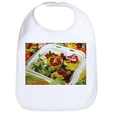 Fresh Garden Salad Bib