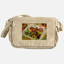 Fresh Garden Salad Messenger Bag