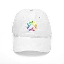 Summer Set Spectrum Heads Baseball Cap