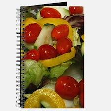 Fresh Garden Salad Journal