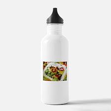 Fresh Garden Salad Water Bottle
