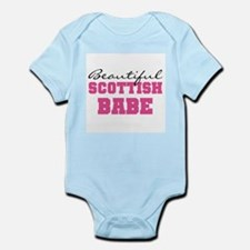 Cute Scottish princess Infant Bodysuit