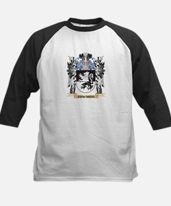 Edwards Coat of Arms - Family Cres Baseball Jersey