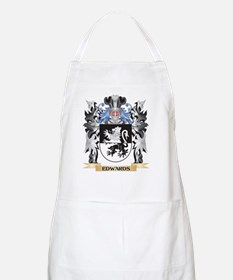Edwards Coat of Arms - Family Crest Apron
