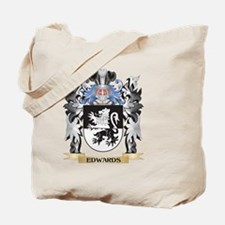 Edwards Coat of Arms - Family Crest Tote Bag