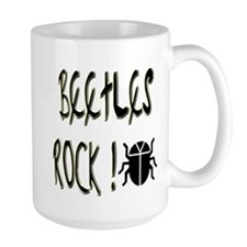Beetles Rock ! Mug
