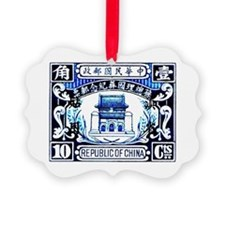 Republic of China Ornament