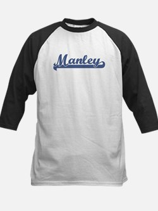 Manley (sport-blue) Kids Baseball Jersey