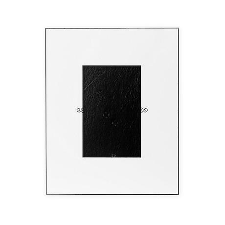kaaf arabic letter k monogram picture frame by admin With letter k picture frame