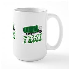 Garbage Truck Mugs