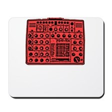 Synthi Red Mousepad