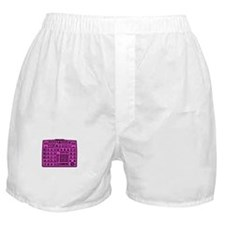 Synthi Pink-Purple Boxer Shorts