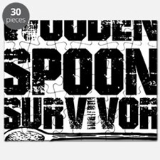 wooden spoon survivor Puzzle