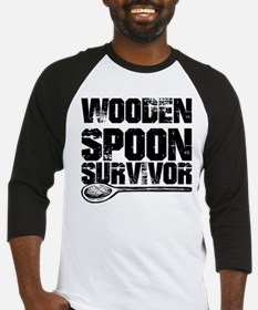 wooden spoon survivor Baseball Jersey