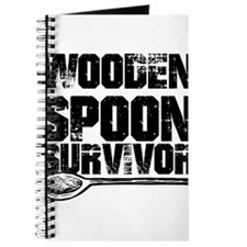 wooden spoon survivor Journal