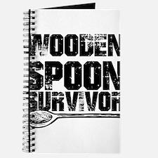wooden spoon survivor Journal