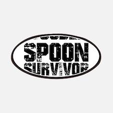 wooden spoon survivor Patch