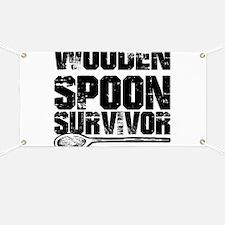 wooden spoon survivor Banner