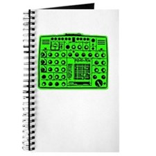 Synthi Green Journal