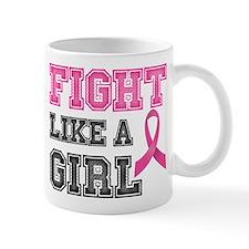 Fight Like a Girl Mugs