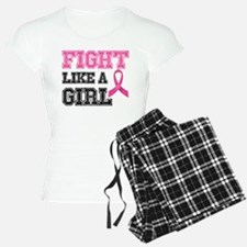 Fight Like a Girl Pajamas