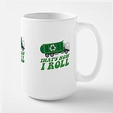 Recycling Truck Mugs