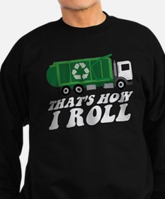 Recycling Truck Sweatshirt
