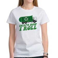 Recycling Truck T-Shirt