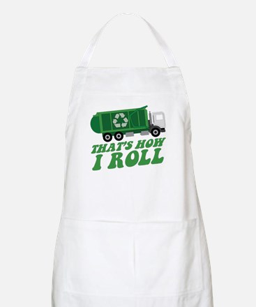 Recycling Truck Apron