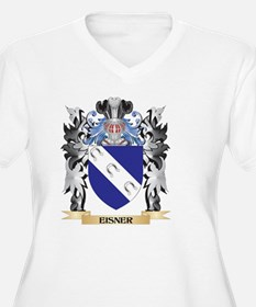 Eisner Coat of Arms - Family Cre Plus Size T-Shirt