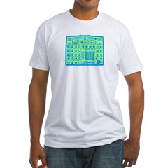 Synthi Blue Green Shirt