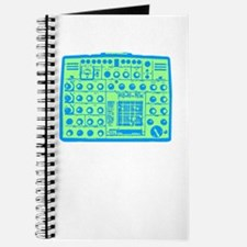 Synthi Blue Green Journal